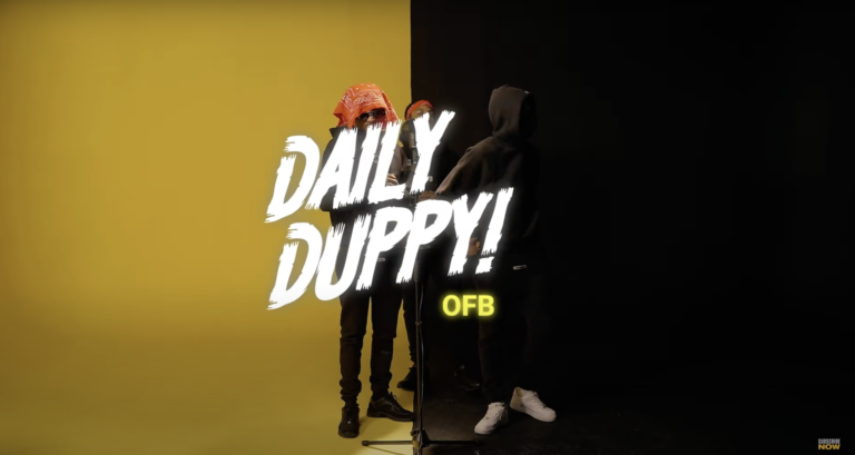 Premiere: OFB's Bandokay, Double Lz & Izzpot Step Up For Highly-Anticipated 'Daily Duppy'