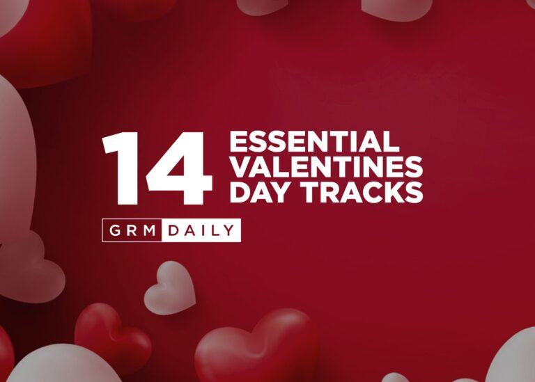 GRM Exclusive: Here are 14 essential Valentine's Day tracks