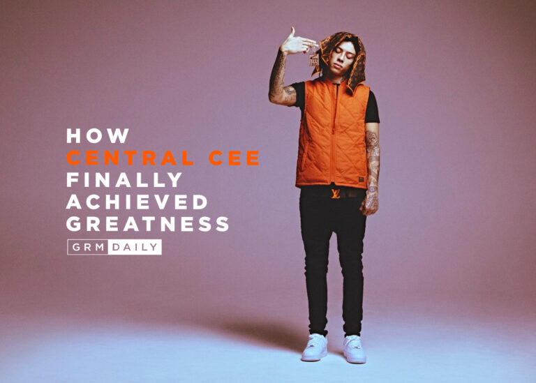 GRM Exclusive: How Central Cee Finally Achieved Greatness