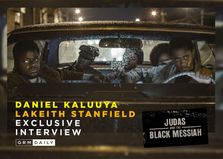 GRM Exclusive: Daniel Kaluuya & LaKeith Stanfield talk Judas and The Black Messiah, the importance of Black storytelling & more