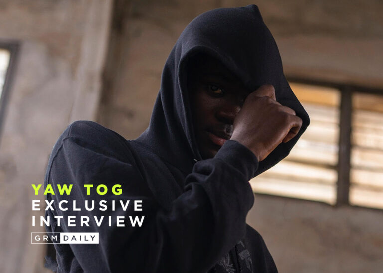 GRM Exclusive: Yaw Tog discusses debut EP 'Time', his meteoric rise & the Ghanaian Drill Scene