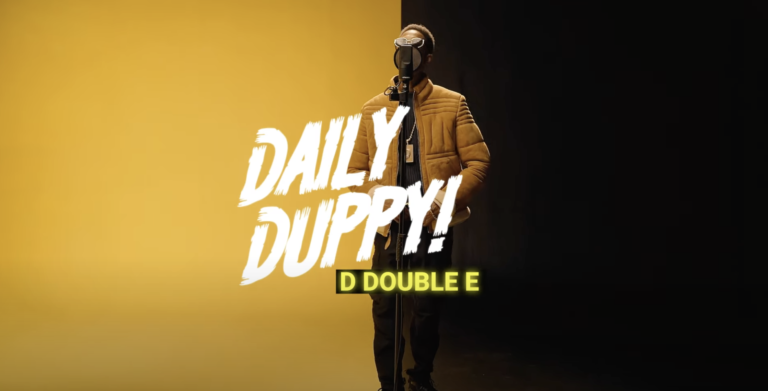 Premiere: D Double E Gifts Us With Brand-New 'Daily Duppy' Freestyle