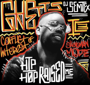 Ghetts Chops It Up With DJ Semtex On Latest 'Hip-Hop Raised Me' Podcast