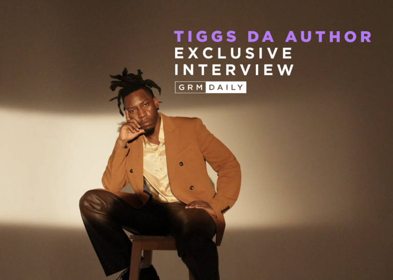GRM Exclusive: Tiggs Da Author Talks 'Blame It On The Youts', Working With Nines, Getting Into Music & More