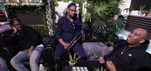 Dane Baptiste Joins '3 Shots of Tequila' To Discuss