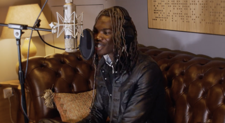 Lancey Foux Connects With Charlie Sloth To Drop A Wavey 'Fire In The Crib' Session