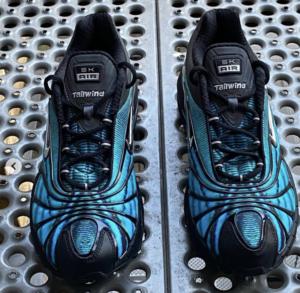 More Images Of Skepta's Upcoming Nike Collab 'SK Air 5' Emerge Online
