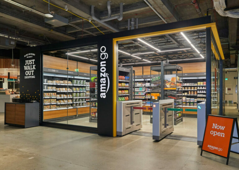 Amazon Set To Open Its First Checkout-Free Physical Store In The UK This Week