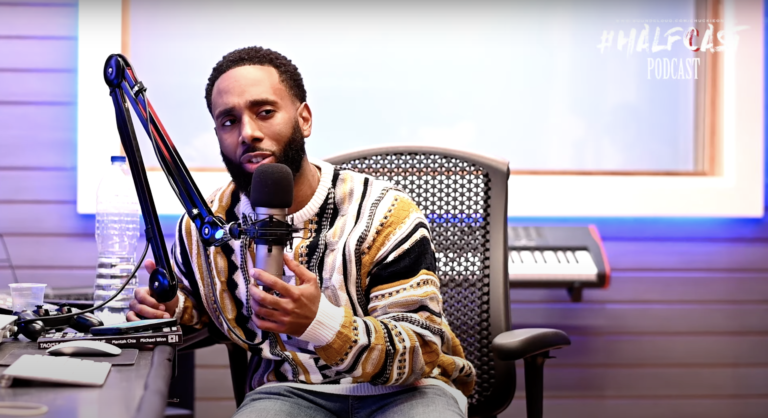 Watch Chuckie, Qoy & Muse talk about Unconditional Love in fresh episode of the 'Halfcast Podcast'