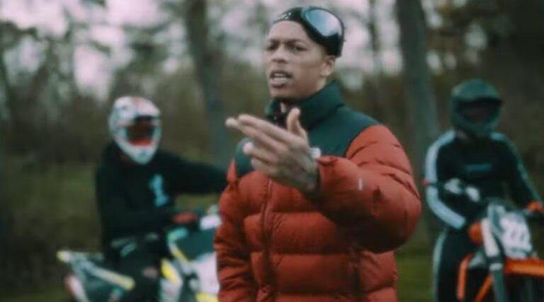 "Izzie Gibbs Unveils Visuals To Jumpy Tune ""Nike Tech"""