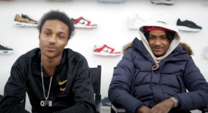 OFB's Bandokay & Double Lz talk fashion in fresh episode of 'Trend or Trash'
