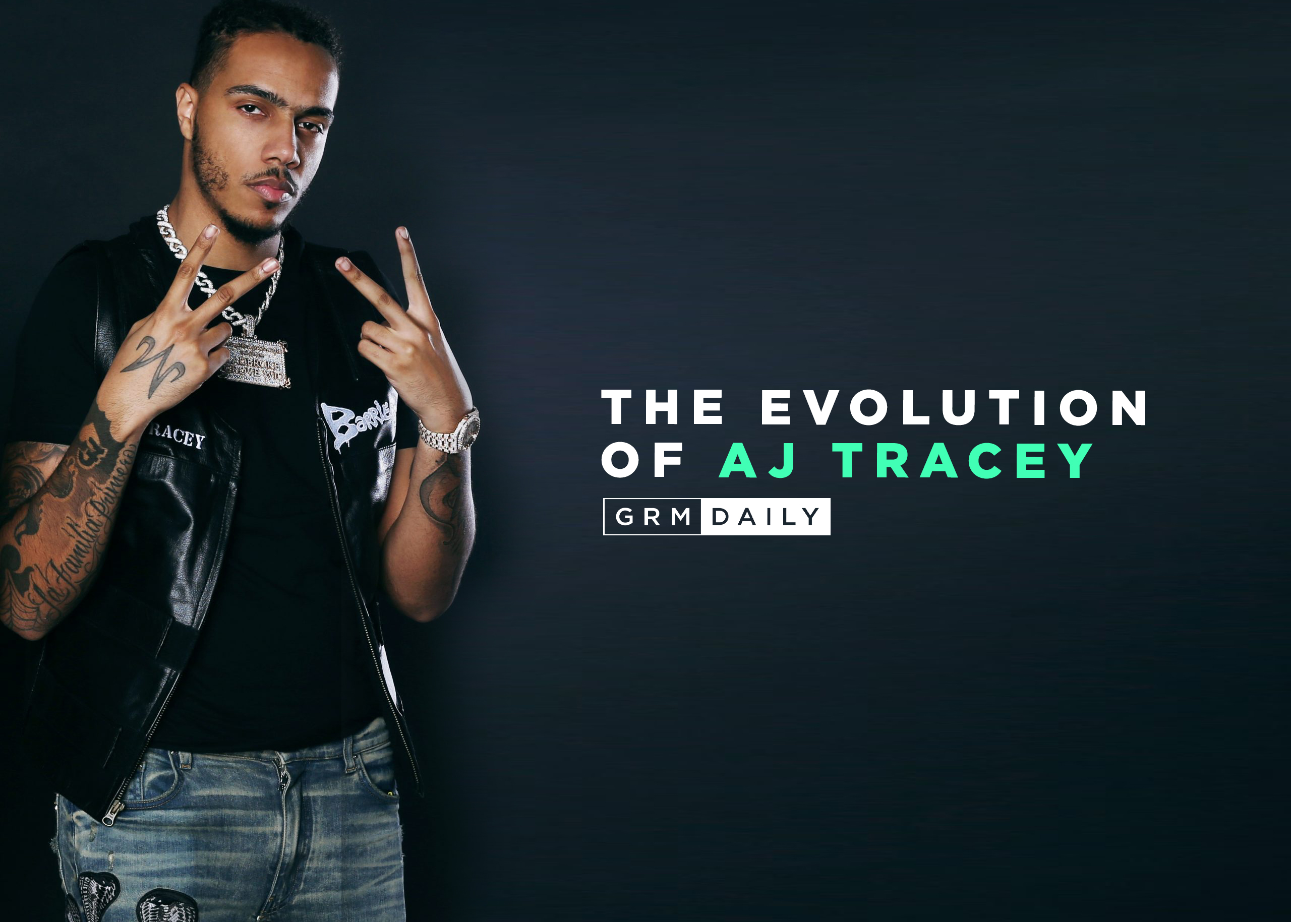 The evolution of AJ Tracey GRM