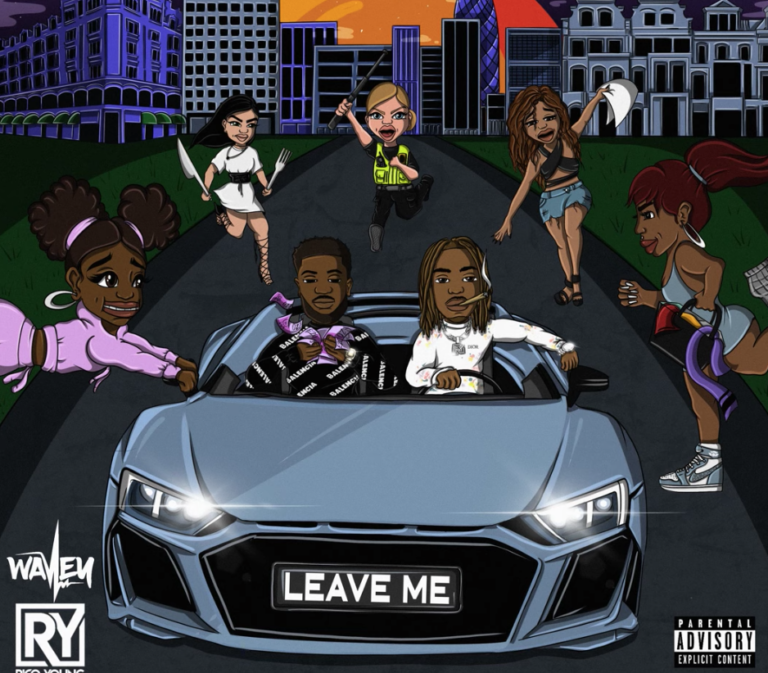 """Rico Young & S Wavey Link Up For New Joint """"Leave Me"""""""