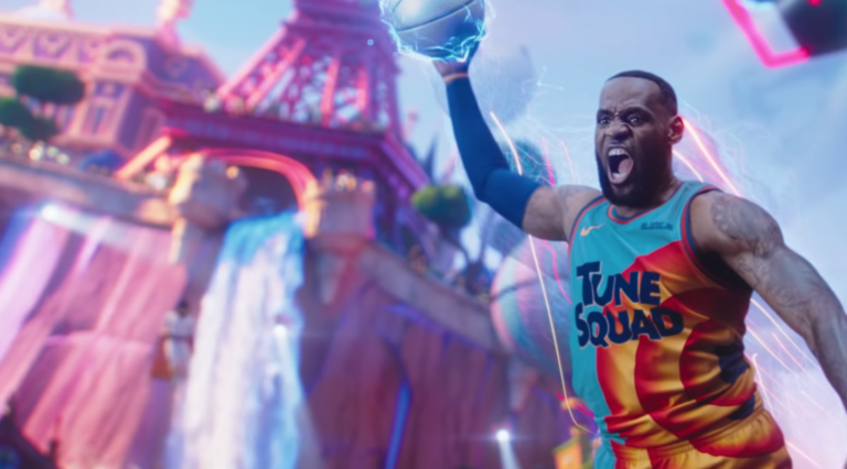 Watch The First Trailer For 'Space Jam 2: A New Legacy'