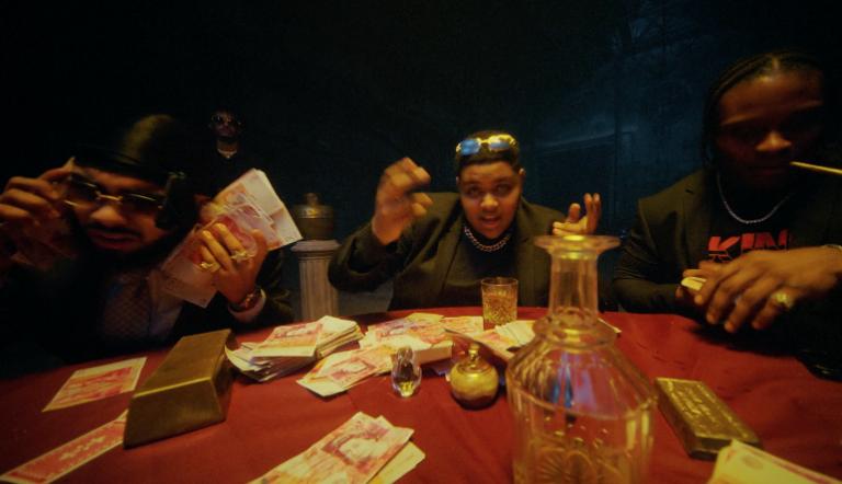 "Deno, Chunkz & J.I Drop Highly-Anticipated Collab ""Lingo"""