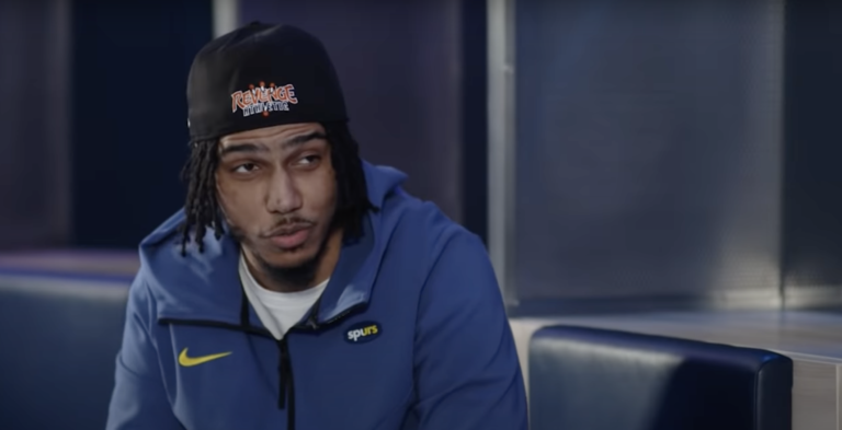 AJ Tracey Offers His Opinion On Everything Tottenham Related In New Interview with Sky Sports