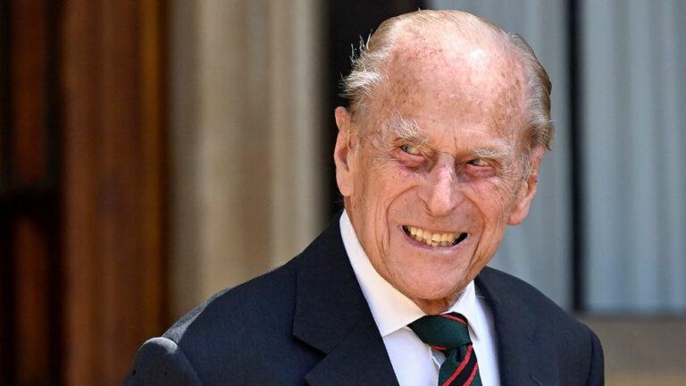 Prince Philip, Duke Of Edinburgh, Passes Away Aged 99