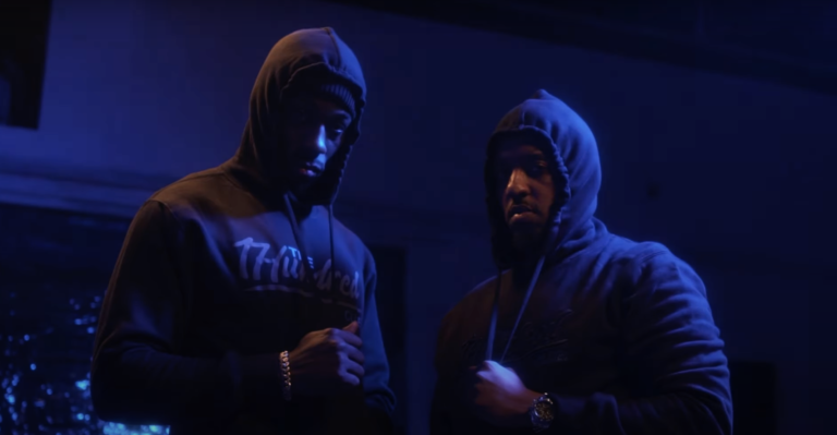 Premiere: Stinx x RA (Real Artillery) join forces for