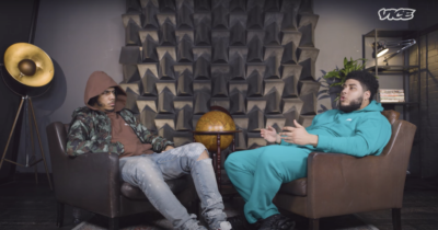 AJ Tracey & Big Zuu talk crypto, trolls & more on fresh episode of 'Back & Forth'