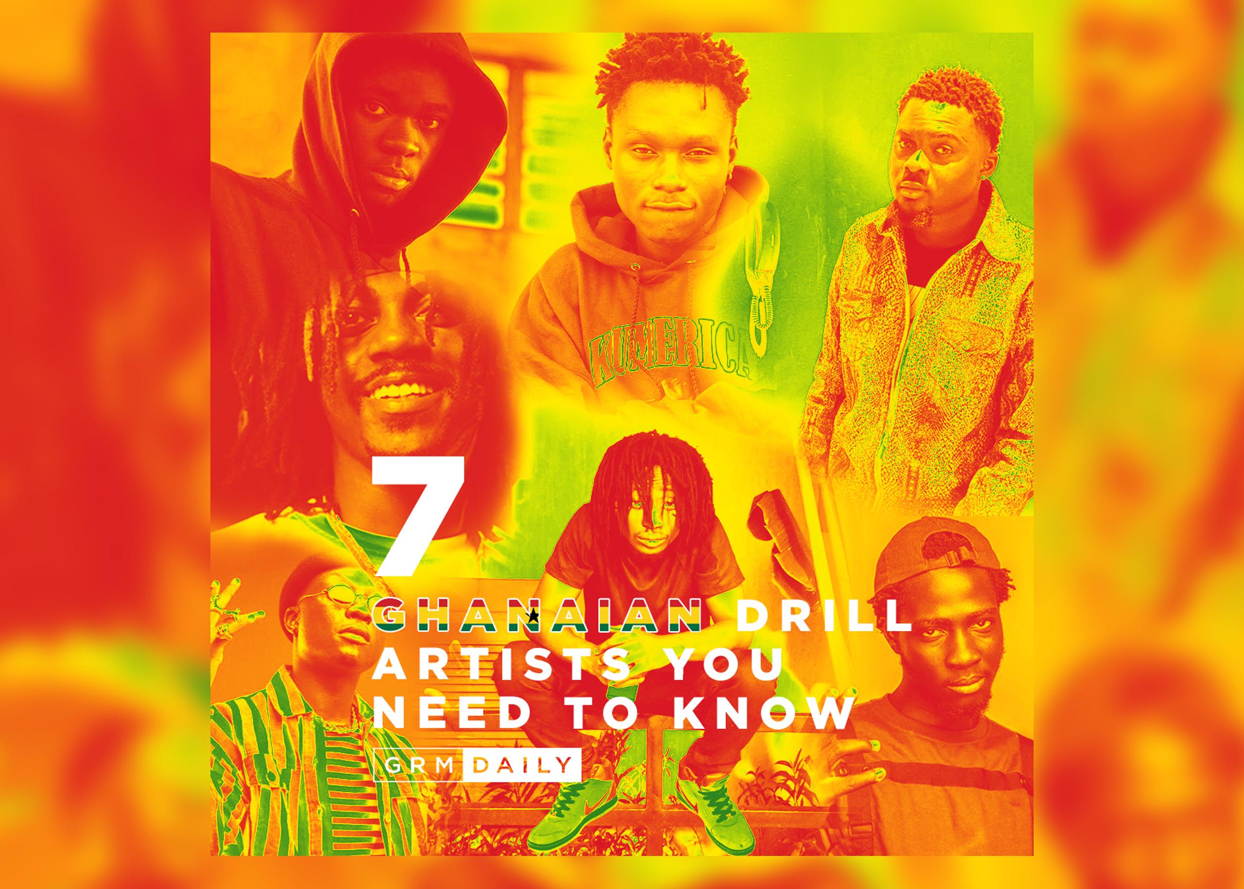 Ghana Drill Artists