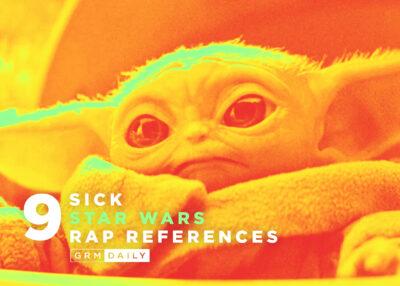 GRM Exclusive: 9 Sick Star Wars Rap References