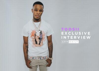 GRM Exclusive: Toosii talks life,  future plans, success & more