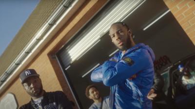 Leicester rapper Sainté drops video for