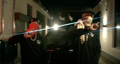 Premiere: K1 N15 & Nito NB Link Up On Greazy Collab