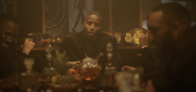Premiere: Boxing Champ Lawrence Okolie Flexes In Criss Visuals For