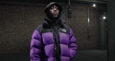 Premiere: Teks Sinatra Gifts Us With Cold 'One Mic' Freestyle