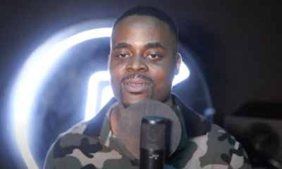 Mitch Steps Up To Drop Hard Freestyle On 'The Hotspot'
