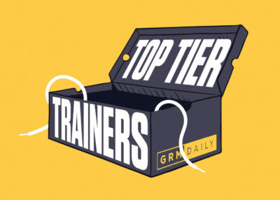 GRM Exclusive: Here Are The 'Top Tier Trainers' Dropping This September
