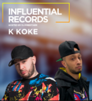 K Koke Chops It Up With DJ Firestarr On Latest 'Influential Records' Instalment