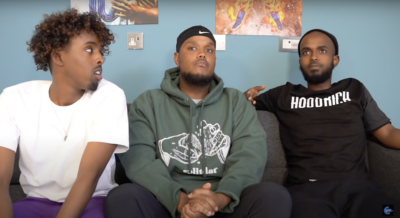 Watch Chunkz, Darkest, AJ & Sharky go head-to-head in general knowledge quiz