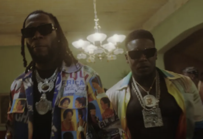 Mist Returns With Visuals For Vibrant Burna Boy Collab