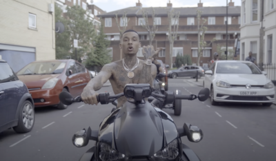 Fredo Shuts Down The Block In Visuals For