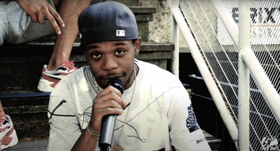 Young Trips steps up for fresh 'One Take' freestyle with Ellz BT
