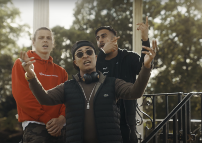 Kamakaze calls on Jafro in fresh visuals for