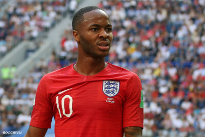 Raheem Sterling awarded an MBE for promoting racial equality in sport