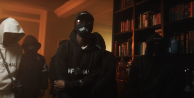 SinSquad's ND, Bully B & LR link up for