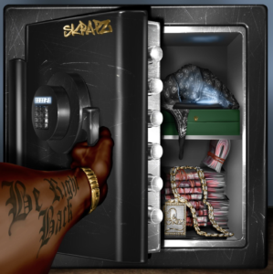 Skrapz drops tracklist for 'Be Right Back' featuring Nines, Nafe Smallz, Haile & more