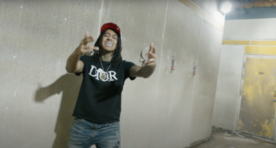 Tizzy Stackz offloads cold new drop