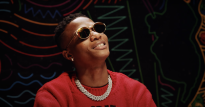 Wizkid celebrates 10th anniversary of debut album with new docuseries 'A Superstar Made in Lagos'