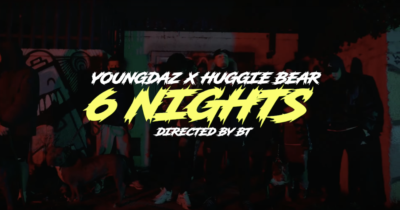 YoungDaz & Huggie B3ar link up for