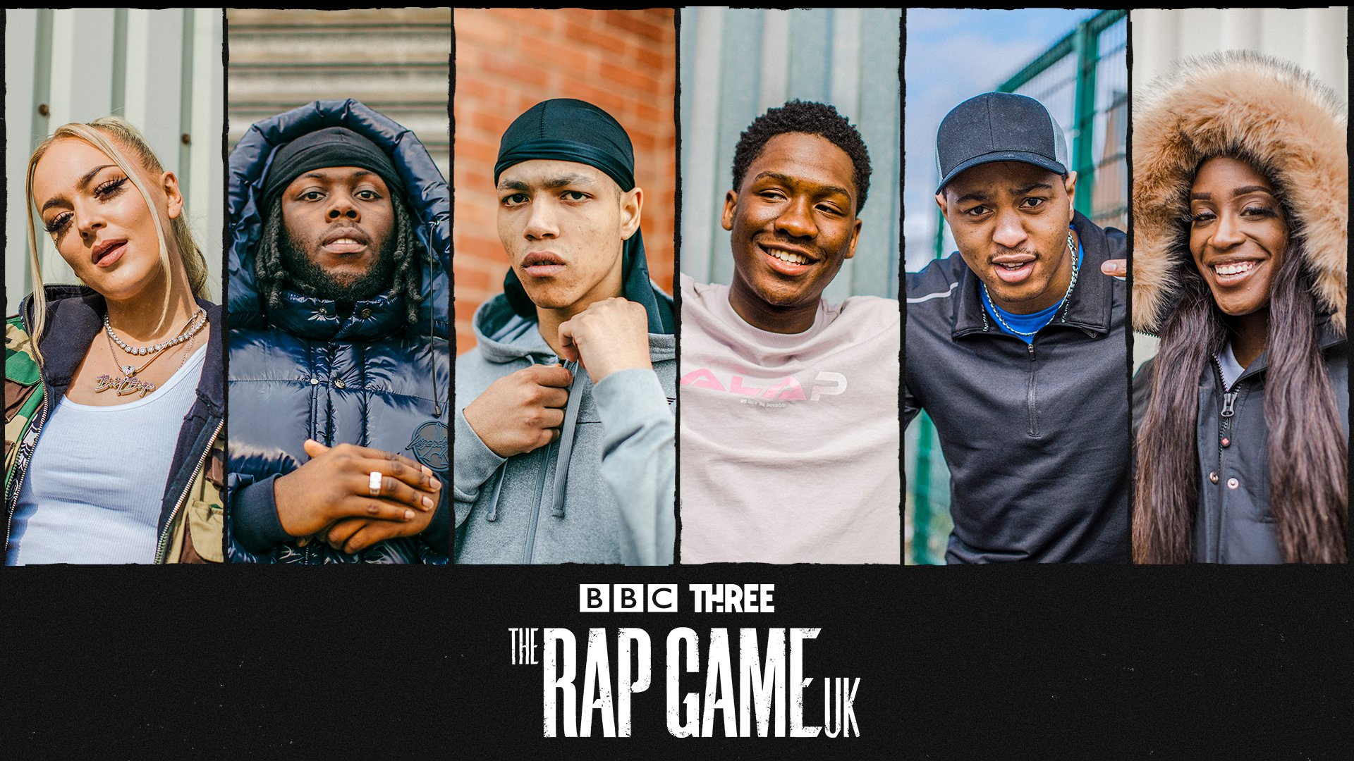 The Rap Game UK': Meet The Series 3 Contestants - GRM Daily