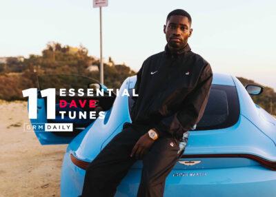 GRM Exclusive: 11 Essential Dave Tunes
