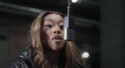 Premiere: Crystal Millz Gifts Us With Cold 'One Mic' Freestyle
