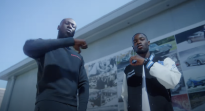 Dave & Stormzy Flex In Visuals For Huge Collaboration