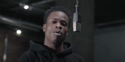 Premiere: NSJ Mali Hits Us With Cold 'One Mic' Freestyle