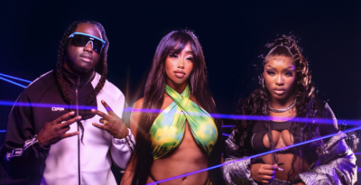 Ivorian Doll & Haile Join Kamille In Visuals For Vibrant Collab
